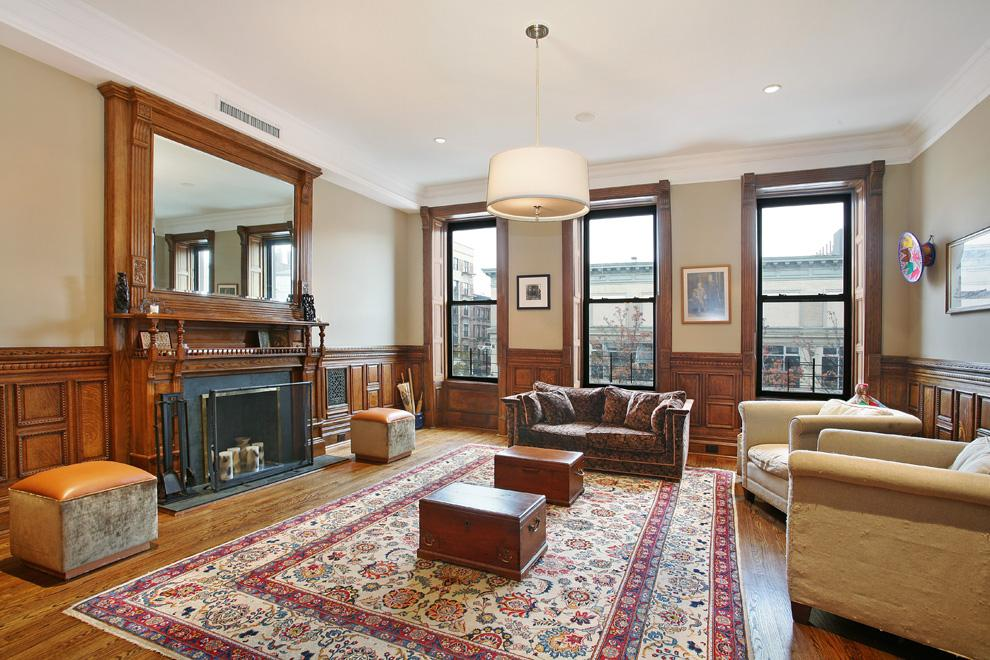 Report neil patrick harris buys harlem brownstone for 3 for Apartments for sale harlem