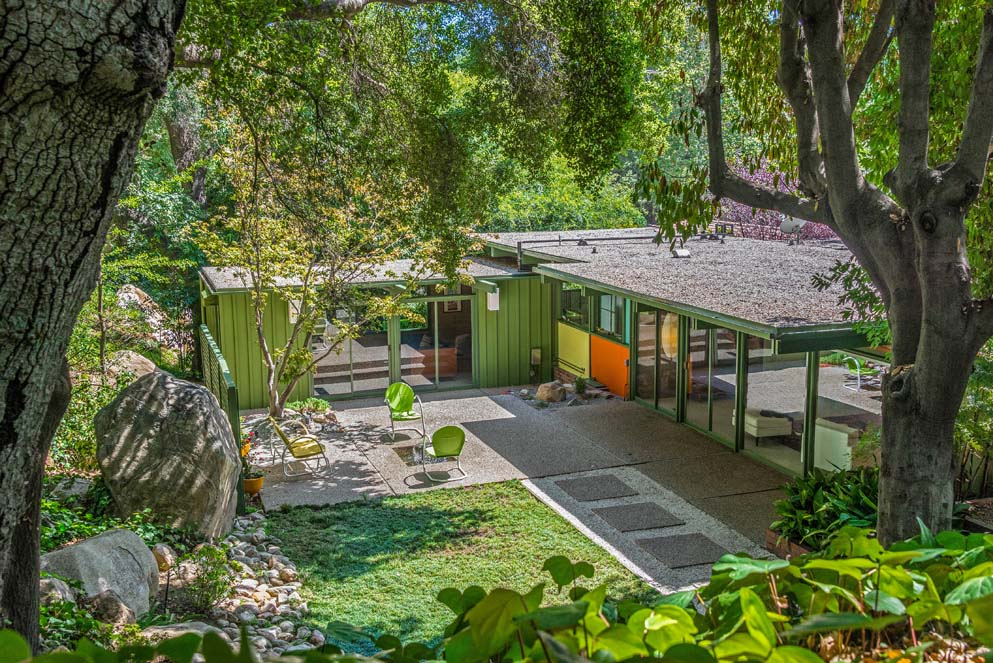 House of the week mid century modern built for an for Zillow home design