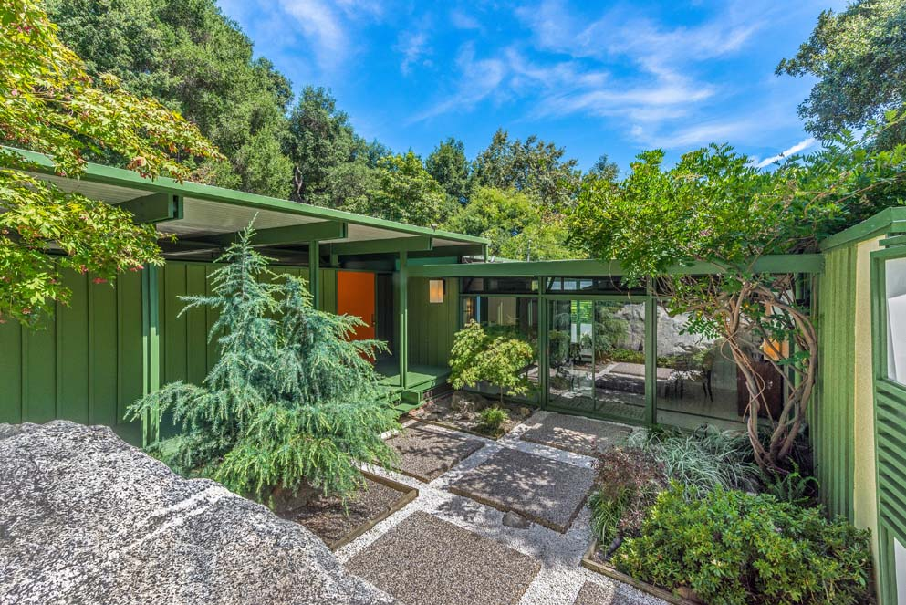 House Of The Week Mid Century Modern Built For An
