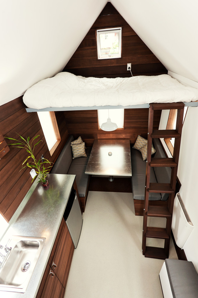 House Of The Week 150 Square Feet On Wheels Zillow