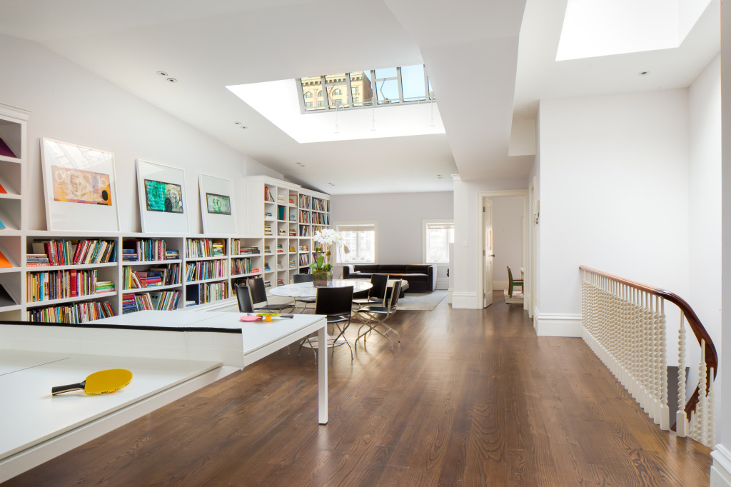 Sarah jessica parker and matthew broderick finally sell for Apartments for sale in greenwich village nyc