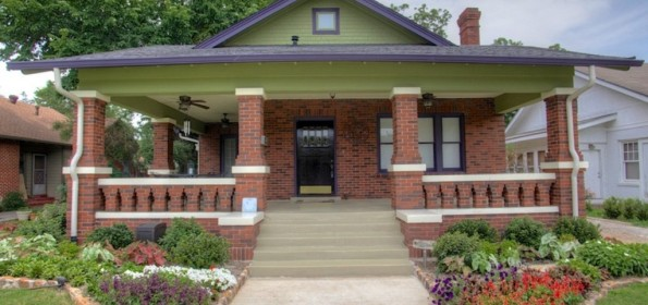 This 4-bedroom, 3-bath home in Fort Worth is 2,700 square feet and for sale for $465,000.