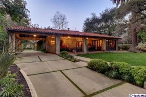 Adam Carolla's home