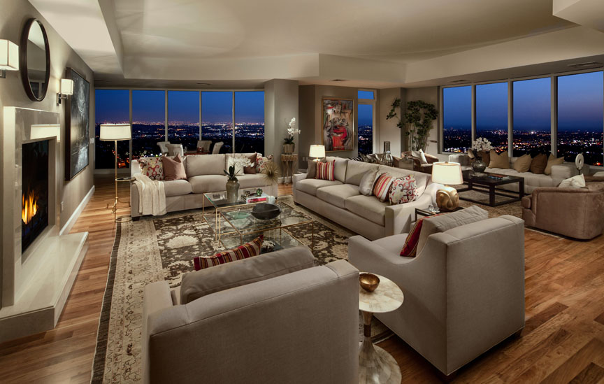Home Of The Week New High Rise Offers Ny Living In La