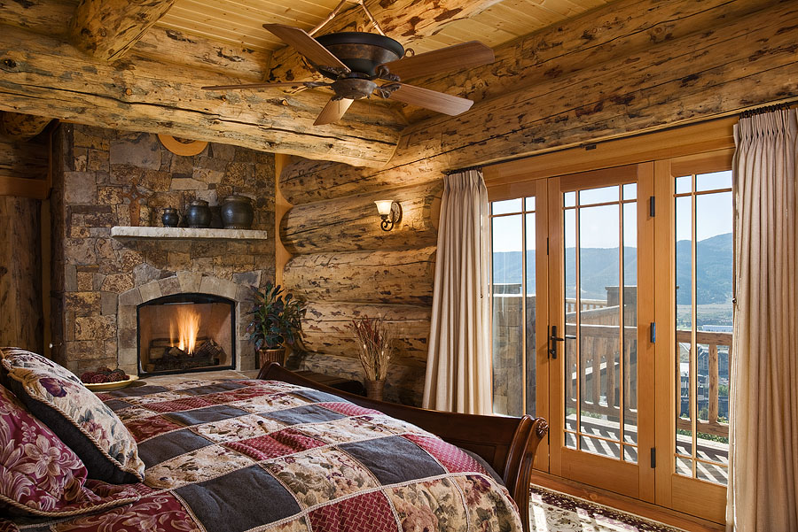 House Of The Week Ski Into This Log Home And Catch The Sunset Zillow Porchlight