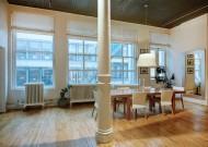 Adam Levine's soho loft