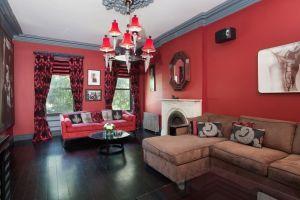Alex McCord's living room
