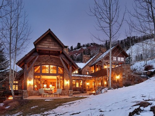 Ski in ski out of these dream mountain homes zillow for Colorado dream home