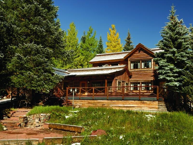 Billionaire bill koch asks 100m for aspen acreage for Celebrity homes in aspen
