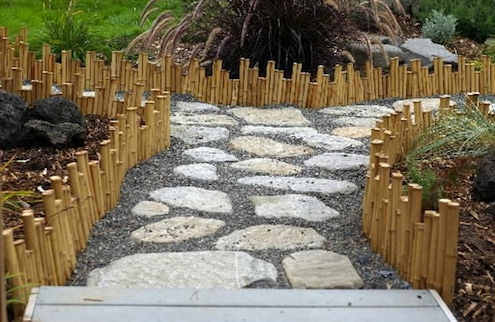 Diy landscaping 5 ways to bust out bamboo zillow porchlight for Garden design ideas blog