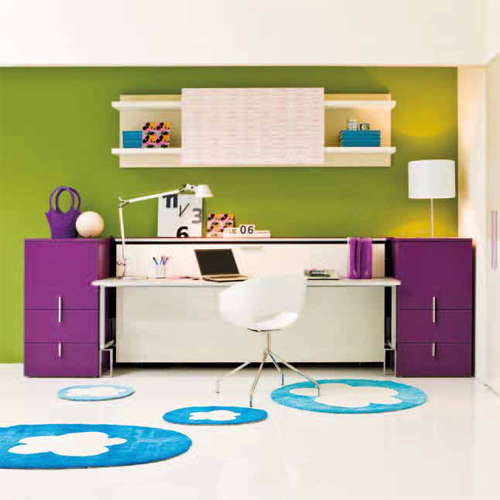 The Cabrio in desk mode. Source: resourcefurniture.com