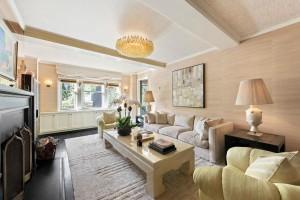 Cameron Diaz's living room