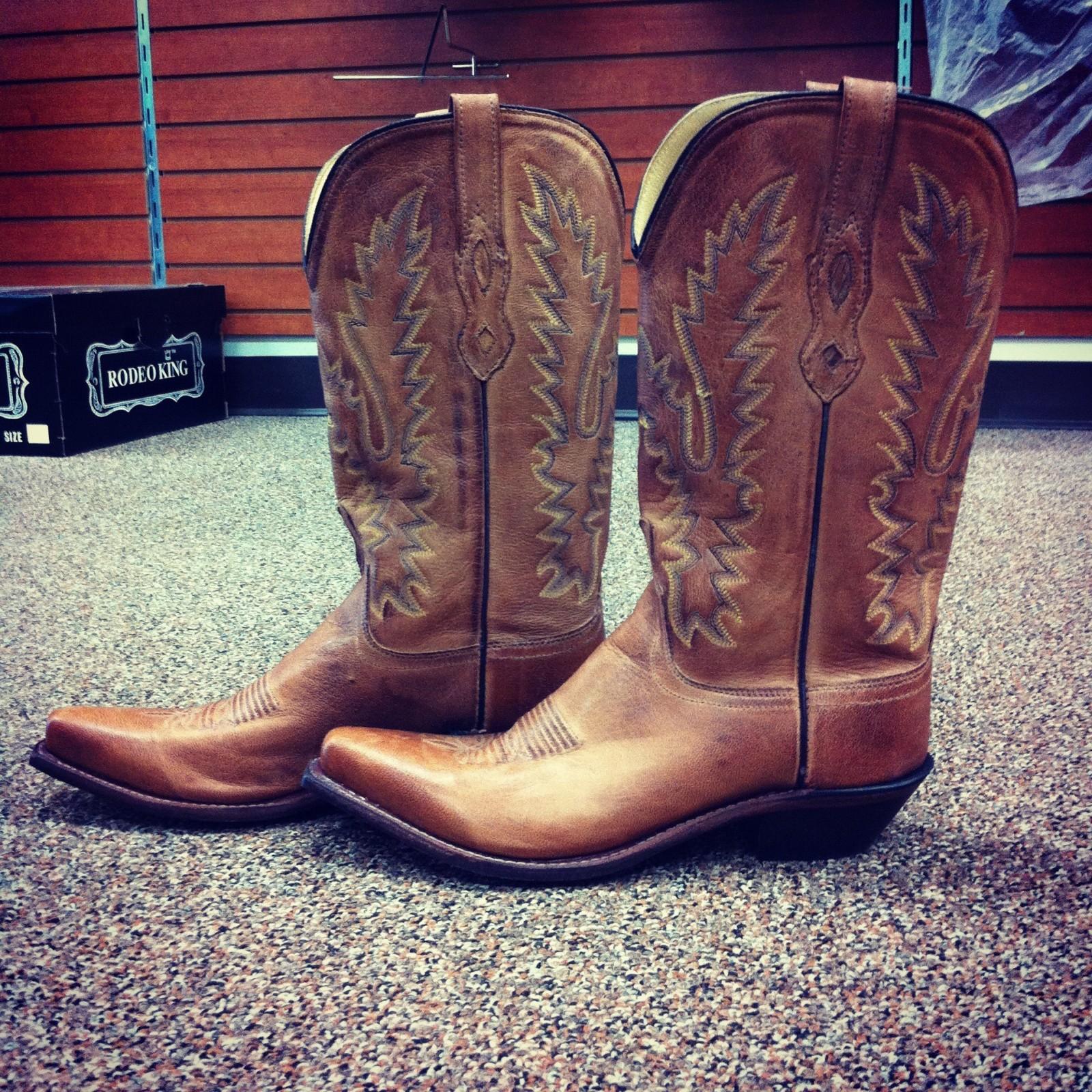 Cowboy Boots- Sabine Schmidt