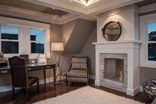 Four ways to make your home more luxurious business insider - Peinture pour bureau ...
