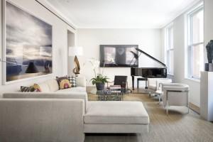 David Fincher's living room2