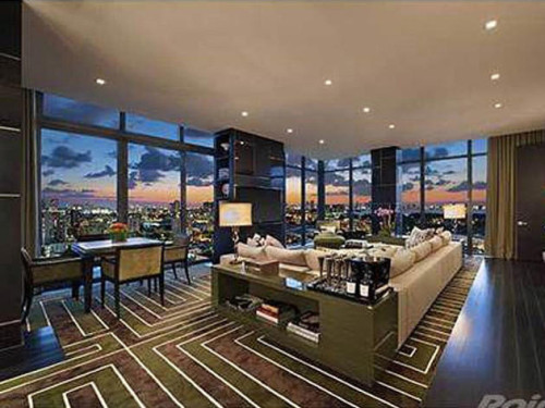 Doory Awards City Stunners: Waterfont Penthouse in Miami Beach, FL