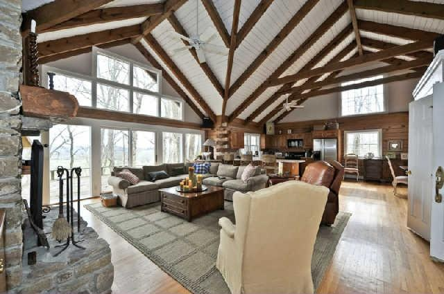Faith Hill Tim McGraw Relist Tennessee Estate For 185M