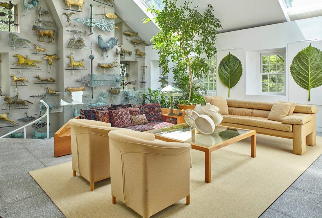 Fernside Cottage living room2