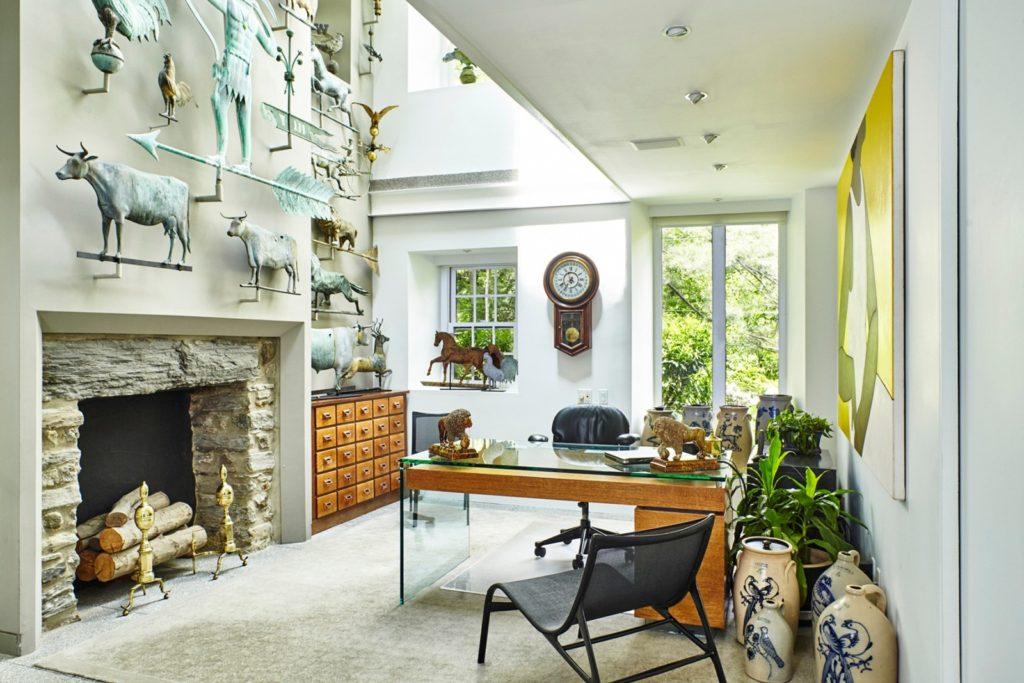 Fernside Cottage office