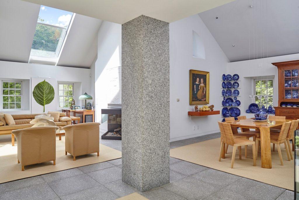 Fernside Cottage open floorplan