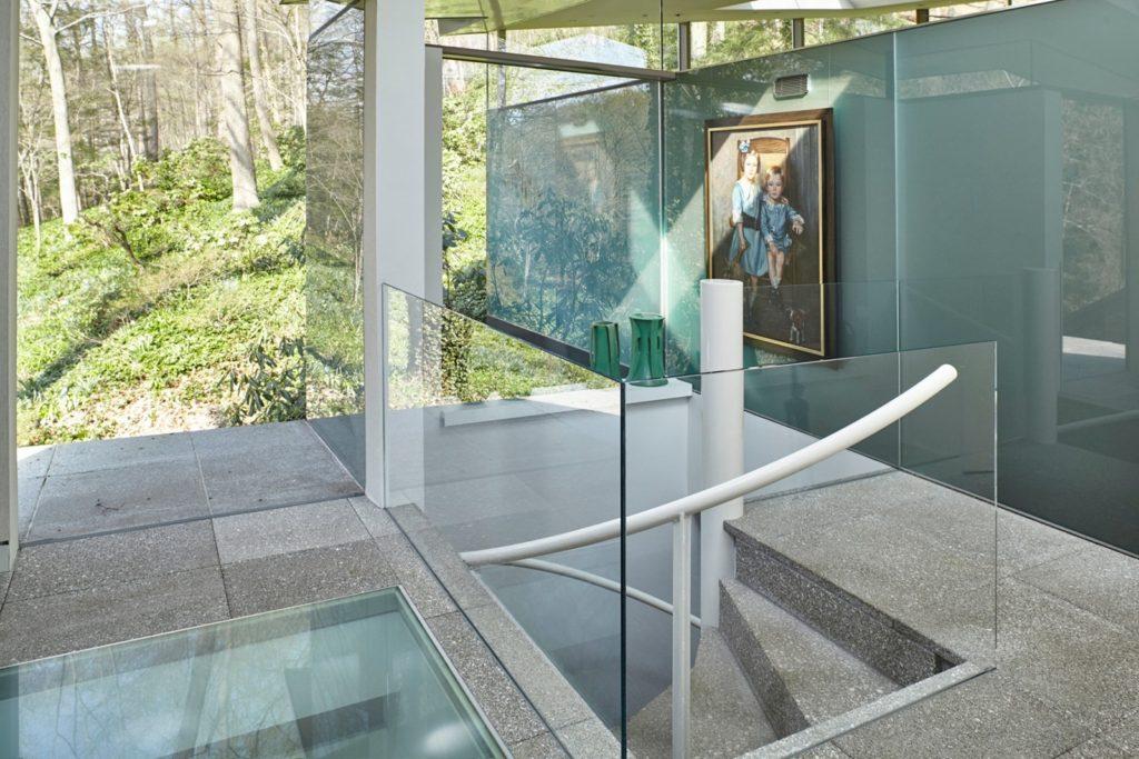 Fernside Cottage stairs2