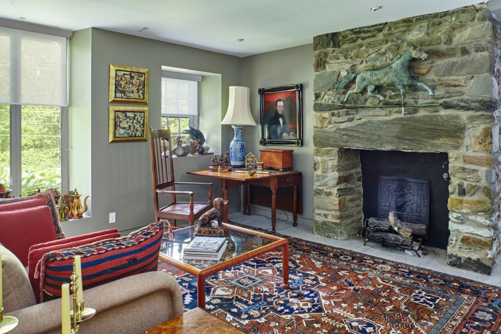 Fernside Cottage study