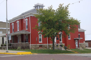 Former Jail exterior
