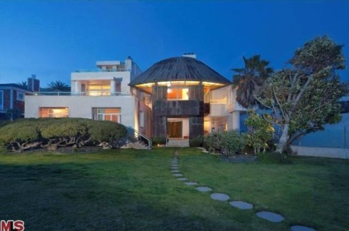 Frank Gehry Malibu home