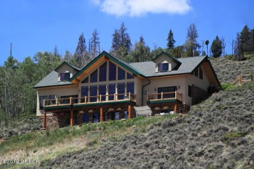 Home Near Rocky Mountain National Park