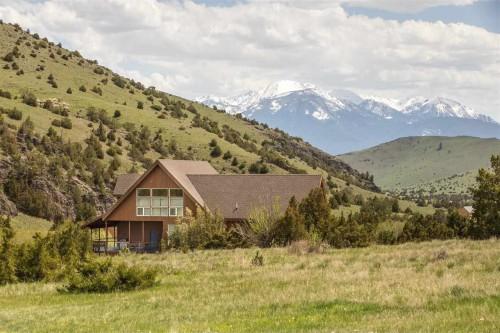 Home Near Yellowstone National Park