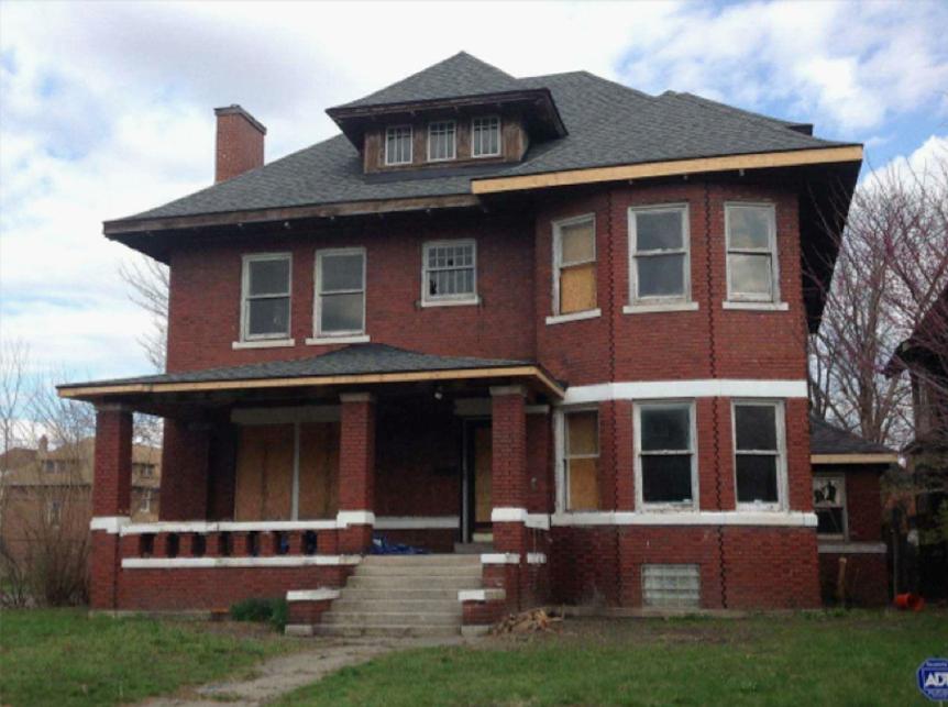 House May 2014