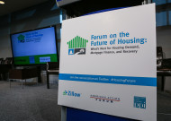 Housing Forum signs