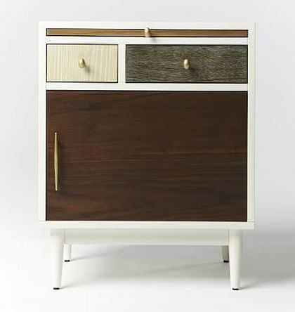Patchwork Nightstand, $349, West Elm