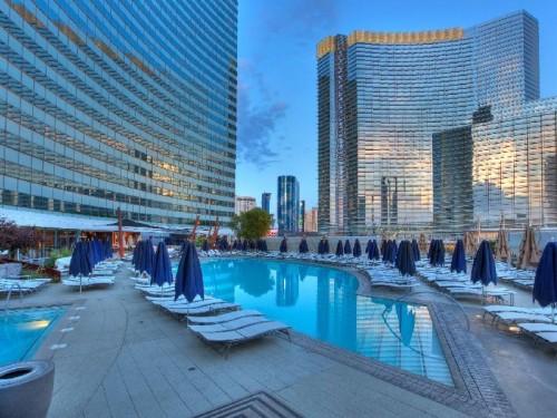 Aria Versus Vdara Hotel Vegas