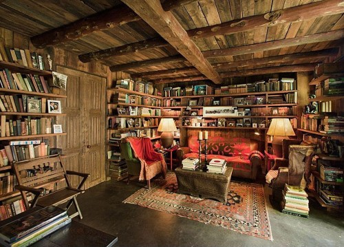 Zillow's Dig This Trend: Libraries for Book Lovers