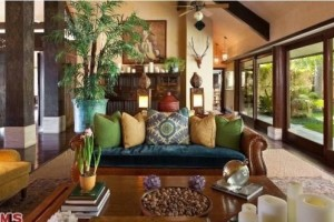 Cheryl Tieg's Home