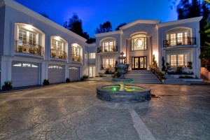 Manny Pacquiao's home