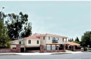 Michael Clarke Duncan's home