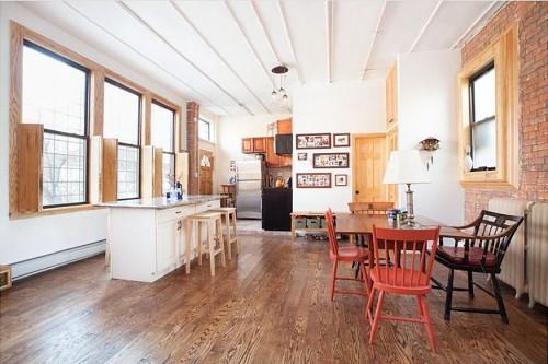 Brooklyn factory apartment