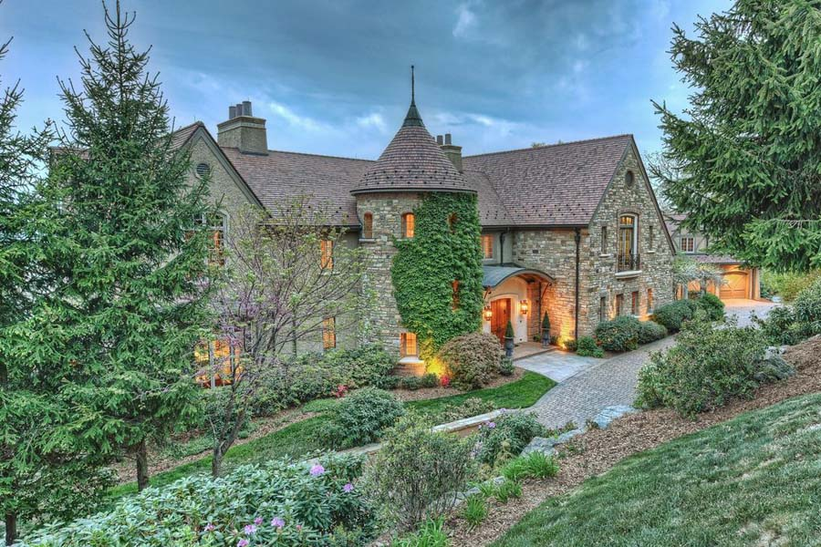 See the most expensive home for sale in every state for One floor house for sale