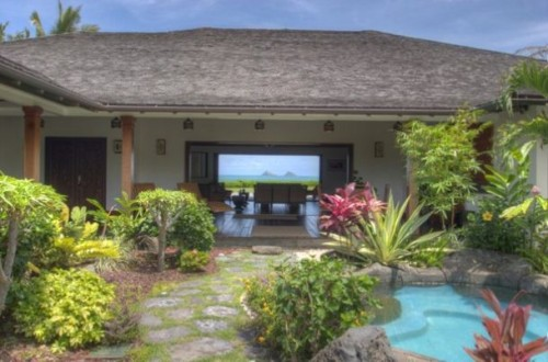 President Obama rented this Hawaiian getaway in 2011. He also spent part of his childhood living on the islands before moving to Chicago in 2005.