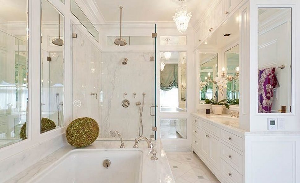 New year new design trends zillow porchlight for Bathroom design 2014