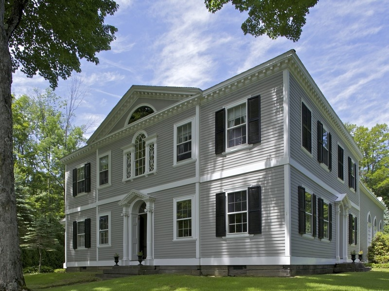 Home Architecture 101 Colonial