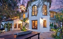 Paul Wesley and Torrey Devitta's home