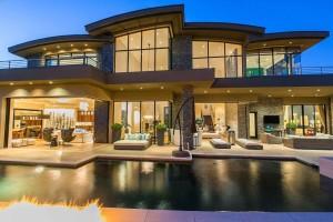 Penn Jillette's home