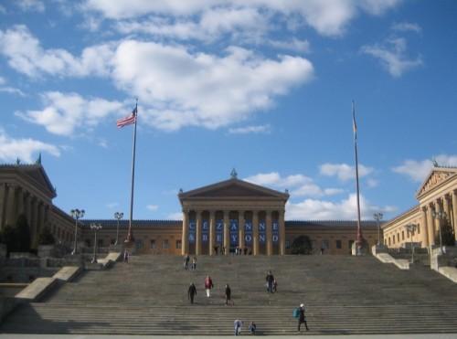Philadelphia Museum of Art. Source: Jackie Turner