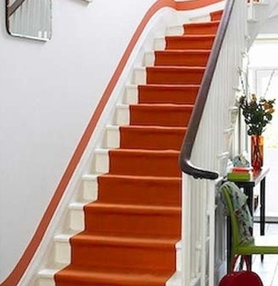 The Power Of Paint 10 Ways To Step Up Your Staircase