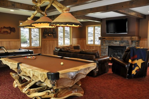 Pool table by JG Development