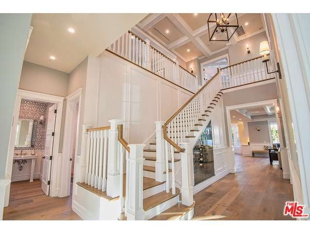 Rebel Wilson's staircase