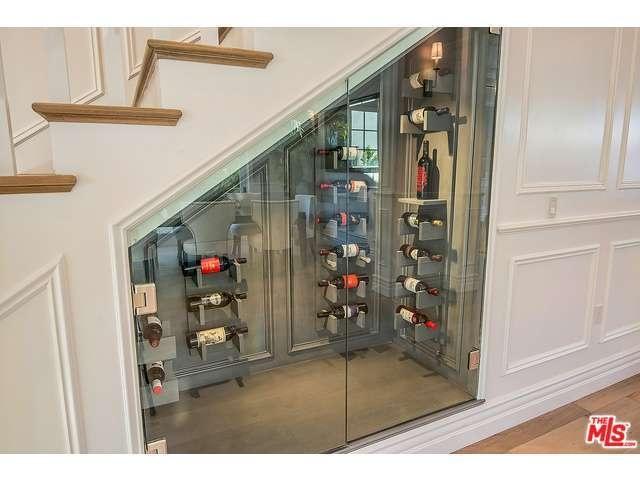 Rebel Wilson's wine cooler